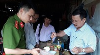 Kỳ Sơn xử lý 9 cơ sở kinh doanh ăn uống không đảm bảo vệ sinh an toàn thực phẩm