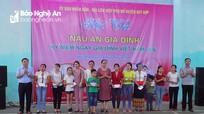 Quỳ Hợp tổ chức hội thi ẩm thực chào mừng ngày gia đình Việt Nam