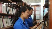 Tổ chức đọc sách tập trung cho thanh niên vùng cao