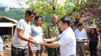 Hỗ trợ 50 triệu đồng cho các hộ dân bị thiệt hại do mưa lũ ở biên giới