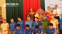 Ra mắt đội thanh niên tình nguyện sơ cấp cứu nạn nhân TNGT