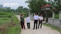 Một thôn vùng giáo ở Anh Sơn góp hơn 4 tỷ đồng xây dựng nông thôn mới