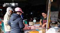 Nắm rõ thông tin về dịch tả, người tiêu dùng không tẩy chay thịt lợn