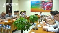 Nghệ An tham gia hội nghị toàn quốc bàn giải pháp tiêu thụ vải thiều