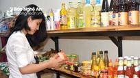 Nghệ An: Doanh thu bán lẻ hàng hóa và dịch vụ tiêu dùng chịu ảnh hưởng nặng nề vì Covid-19