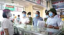 Khẩu trang rục rịch tăng giá khi Nghệ An có ca dương tính trong cộng đồng