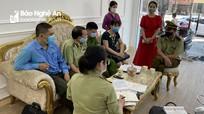 Nghệ An: Phạt 15 triệu đồng một spa không chấp hành lệnh đóng cửa