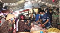 Người dân TP Vinh không nên ồ ạt mua hàng tích trữ