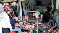 Dịch bệnh chăn nuôi được khống chế, thịt bò bán chạy với giá tăng nhẹ