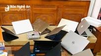 Nghệ An: Máy tính cũ 'hút khách' đầu năm học