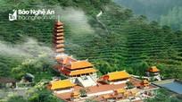 Những ngôi chùa tuyệt đẹp ở Nghệ An