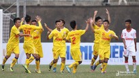 SLNA cho Kon Tum mượn nhiều cầu thủ trẻ