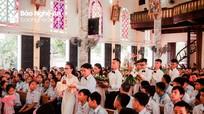 Giáo họ Đồng Yên tổ chức Lễ Quan thầy thánh Giuse