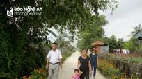Khởi sắc ở Đông Hồng