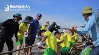 400 vận động viên tham dự Hội thi thể thao ngành Văn hóa và Thể thao Nghệ An
