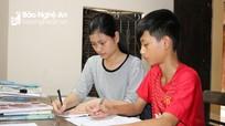 Nữ sinh thủ khoa khối A của Nghệ An: 'Kim cương chỉ tạo thành dưới áp lực'