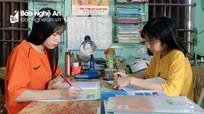 Chị em sinh đôi ở Nghệ An với 'kỳ tích' điểm 10 môn Lịch sử