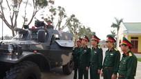 LLVT Nghệ An: 100% vũ khí trang bị kỹ thuật được đăng kí số hiệu, quản lí chặt chẽ