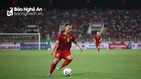 Trọng Hoàng chia sẻ về danh hiệu Quả bóng Đồng Việt Nam 2019