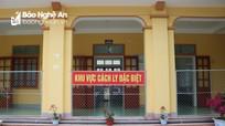 Huyện rẻo cao Nghệ An thành lập khu vực cách ly đặc biệt chống Covid-19