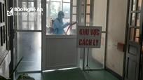Các địa phương, đơn vị ở Nghệ An tiếp tục tích cực phòng chống Covid-19