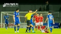 Cựu cầu thủ U21 SLNA lỡ cơ hội trở lại sân Vinh