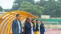 Nỗ lực bền bỉ của HLV Ngô Quang Trường tại mùa giải 2020