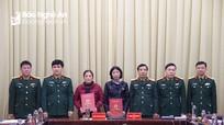 Nghệ An trao quyết định tuyển dụng các thân nhân liệt sỹ Đoàn 337 hy sinh tại Quảng Trị