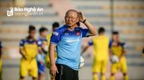 V-League tiếp tục hoãn khiến thầy Park lo lắng cực độ?