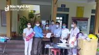 Bé gái sơ sinh bị bỏ rơi ở Quỳnh Lưu đã có người nhận nuôi