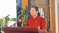 Đồng chí Tòng Thị Phóng: Xây dựng chính sách dân tộc đáp ứng thực tiễn chung và ở Nghệ An nói riêng