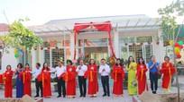 Đài Tiếng nói Việt Nam và Thông tấn xã Việt Nam trao tặng công trình Thư viện xanh tại Yên Thành