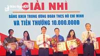 Thí sinh đại diện Nghệ An đạt giải Nhì Hội thi Báo cáo viên giỏi toàn quốc 2019