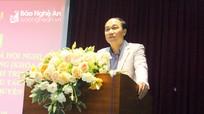 Thành phố Vinh quán triệt quy định của Bộ Chính trị về chống chạy chức, chạy quyền