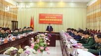 Bí thư Tỉnh ủy: Xây dựng mối quan hệ đoàn kết, củng cố vững chắc 'thế trận lòng dân'
