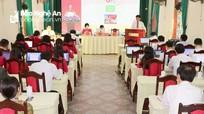 Đại hội điểm Chi bộ Cơ quan Đảng ủy Khối các cơ quan tỉnh