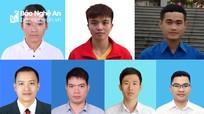 Chân dung 7 đại biểu Nghệ An dự Đại hội Thanh niên tiên tiến làm theo lời Bác toàn quốc năm 2020