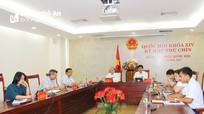 Đoàn ĐBQH tỉnh Nghệ An ủng hộ thí điểm mô hình chính quyền đô thị tại Đà Nẵng