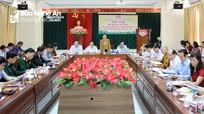 Nghệ An: Hiệp thương lần thứ 2 lập danh sách sơ bộ ứng cử đại biểu Quốc hội và HĐND tỉnh