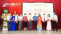 Khai mạc Hội thi Báo cáo viên giỏi Đảng ủy Khối Doanh nghiệp tỉnh Nghệ An
