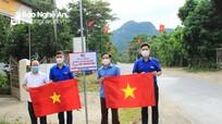 Sôi nổi ngày hội 'Chiến sỹ Hoa phượng đỏ' năm 2021 tại Nghệ An