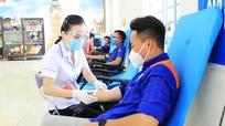 Tuổi trẻ Khối Doanh nghiệp hưởng ứng 'Ngày hội hiến máu 2021'