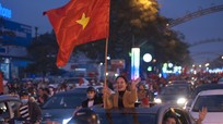 Nghệ An ra công điện đảm bảo an toàn cổ vũ U23 Việt Nam sau chung kết