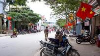 Kiểm tra công tác giải tỏa vi phạm hành lang giao thông tại Kỳ Sơn