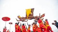 Độc đáo lễ cầu ngư tại Lễ hội Đền Cờn