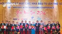 Video: Hội nghị gặp mặt các nhà đầu tư Xuân Mậu Tuất 2018