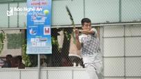 Bế mạc Giải quần vợt vô địch tỉnh Nghệ An năm 2018