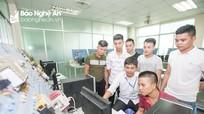 Trường Đại học Công nghiệp Vinh: Ký kết, hợp tác để cùng phát triển