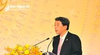 """Lãnh đạo Tập đoàn Mitsubishi chia sẻ """"7 từ khóa"""" trong quá trình phát triển"""