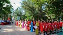 Hơn 100 vận động viên đến Nghệ An tranh tài tại Giải đá cầu bãi biển toàn quốc